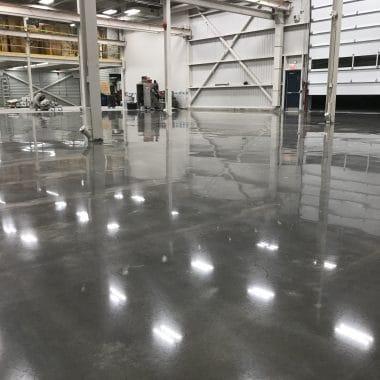 Plancher Industriel entrepôt Prime Shine
